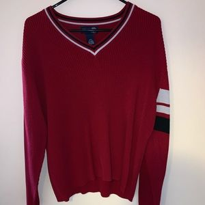 Venezia Red Sweater